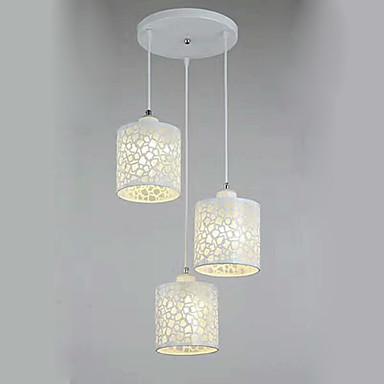3 światła Lampy widzące Światło rozproszone 110-120V / 220-240V Nie zawiera żarówek / 15/10 ㎡