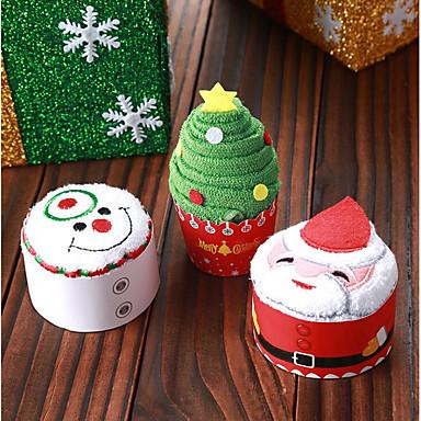 Święta Bożego Narodzenia Impreza / bal Na przyjęcia i prezenty - Upominki praktyczne Upominki Wyściełana Fabric Święto Ślub Rodzina