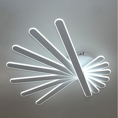 Podtynkowy Światło rozproszone Modern / Contemporary, 110-120V 220-240V, White, Żarówka w zestawie