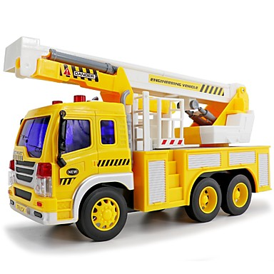 Samochodziki do zabawy Zestawy do zabawy Koparka Zabawki Samochód Śpiewanie Klasyczny Święto Moda New Design Inny materiał Dla chłopców