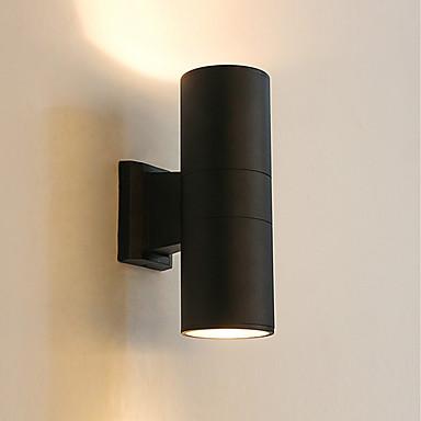 Modern / Contemporary Lampy ścienne Na Aluminium Światło ścienne IP65 110-120V 220-240V 60W
