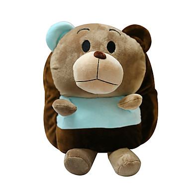 7f7ffdfd1f6 Stuffed Animal Plush Toy Fashion Bear Cartoon Animals Backpacks Lovely  Kid s Girls  Toy Gift