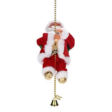 Weihnachtsdeko Weihnachts Geschenke Spielzeug für Weihnachten Spielzeuge Santa Anzüge Urlaub Urlaub Mode Weicher Kunststoff Geflochtener