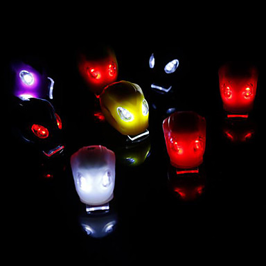 Eclairage de Vélo / bicyclette Lampe Arrière de Vélo Eclairage sécurité vélo / Ecarteur de danger Ampoules LED LED - Cyclisme Résistant