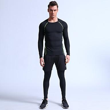 Męskie Bielizna termoaktywna na narty Quick Dry, Zdatny do noszenia, Odvádí pot Outdoor Exercise / Multisport / Kraj Powrót Przyjazne dla