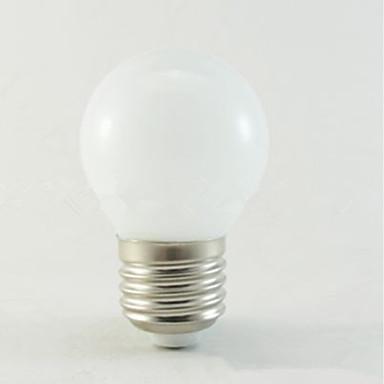 1szt 1.5W 40 lm E27 Żarówki LED kulki G45 1 Diody lED Wielokolorowy AC 220V