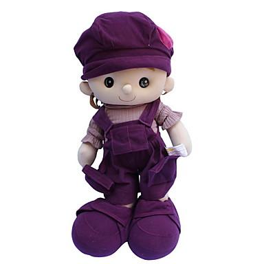 Pluszowa lalka 22 in Miękka Bezpieczne dla dziecka Nietoksyczne Dzieciak Dla dziewczynek Zabawki Prezent / Słodkie