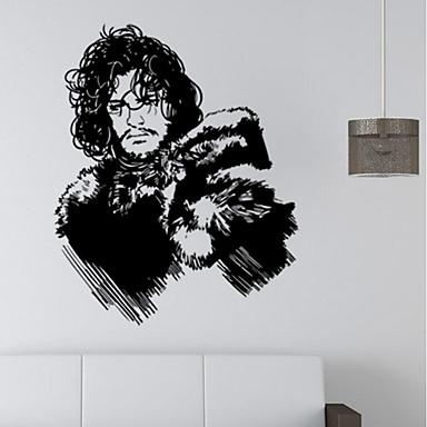 Menschen Wand-Dekor Polyester Klassisch Wandkunst, Wandregale & Leisten Dekoration