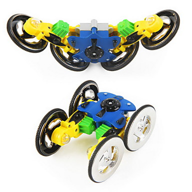 RC samochodów L36 4 kanałowy 2,4G Stunt Car 1:28 Brush Electric 20 KM / H