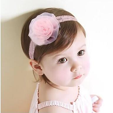 Akcesoria do włosów - Dla dziewczynek Inne - Opaski na głowę - Blushing Pink