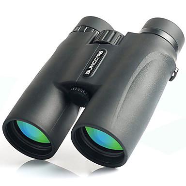 SUNCORE® 10 X 42 mm Lornetka Profesjonalny / a / 3D / Wytrzymałe w noszeniu Black / IPX-7