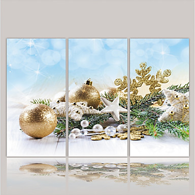 Gerollte Leinwand Klassisch, Drei Paneele Segeltuch Vertikal Druck Wand Dekoration Haus Dekoration