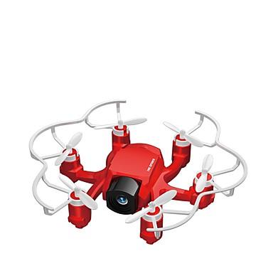 RC Dron FQ777 FQ777-126C 4 kanałowy Oś 6 2,4G Z kamerą HD 2.0MP 1280P*720P Zdalnie sterowany quadrocopter Lampy LED Powrót Po Naciśnięciu