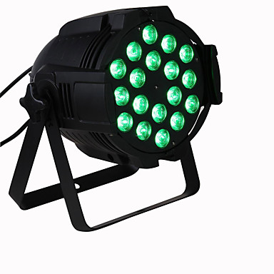 U'King Oświetlenie LED sceniczne DMX 512 Master-Slave Aktywowana Dźwiękiem Auto 15 na Klub Ślub Scena Impreza Profesjonalny/a Wysoka
