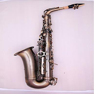 TALLJO Saksofon Brass TJ-W301 Brąz Zabawa Profesjonalny