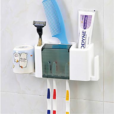 Stojak na szczoteczki do zębów Nowoczesny PC 1 szt. - Kąpiel w hotelu