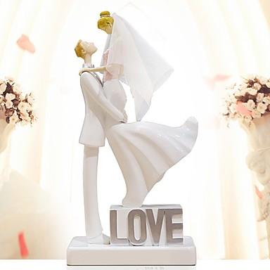 Ślub / Specjalne okazje Żywica Dekoracje ślubne Motyw plaża / Motyw Garden / Butterfly Theme / Klasyczny styl / Tamtejsze Theme / vintage