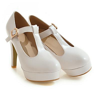 Aiguille Chaussures Eté Polyuréthane Orange Nouveauté à Confort Printemps Vert Femme Chaussures Bout Talons 06425668 Talon Boucle pointu UqvdW4