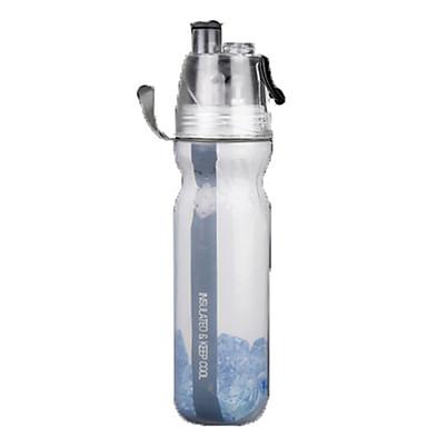 billige Sykkeltilbehør-Sykkel Vannflasker Varmeisolerte Ikke Giftig BPA Miljøvennlig Til Sykling Vei Sykkel Fjellsykkel PE Rød Grønn Blå