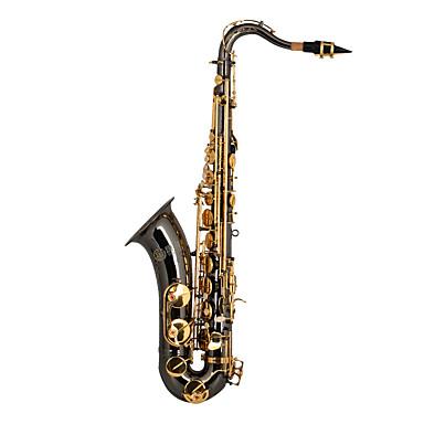 TALLJO Saksofon Brass C604 To High F Metal Zabawa Profesjonalny