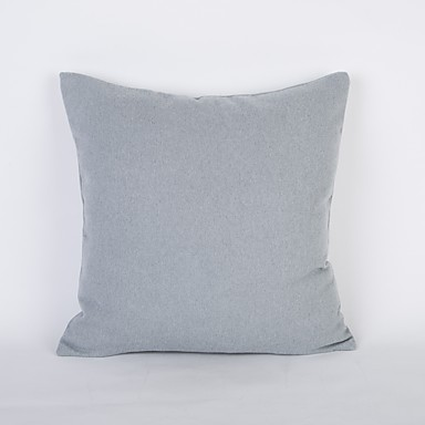 1 szt Poliester Pokrywa Pillow, Jendolity kolor