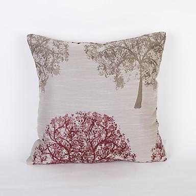 1 szt Poliester Pokrywa Pillow, Liście drzew /