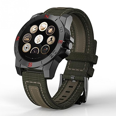 Inteligentny zegarek YY-N10B na Android 4.0 / iOS Wyświetlanie czasu / Krokomierze / Liczniki kalorii Czasomierze / Stoper / Krokomierz / Wysokościomierz / Rejestrator aktywności fizycznej / Budzik