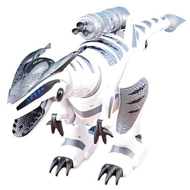 RC Robot Elektronika dziecięce / Upominki Infračervené Tworzywa sztuczne Do przodu do tyłu / Strzelectwo / Śpiewanie Nie