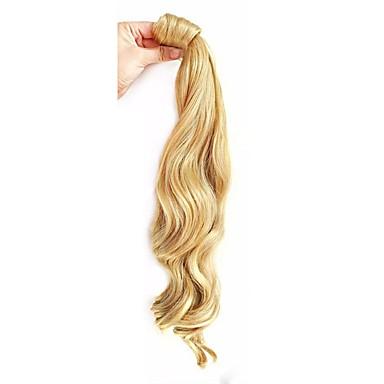 נתפס עם קליפס קוקו / חתיכת שיער לעטוף שיער אנושי חתיכת שיער הַאֲרָכַת שֵׂעָר גלי