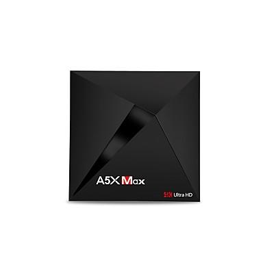 A5X Max TV Box Android7.1.1 TV Box RK3328 4GB RAM 32GB ROM Quad Core