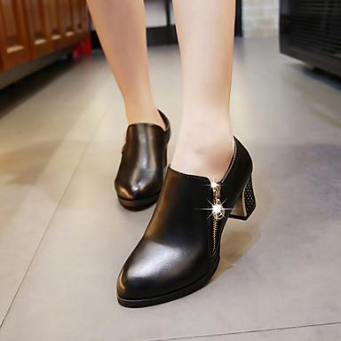 Polyuréthane Eté 06530449 Bottier Botte Printemps Femme Cuir Bottine Confort Noir Bottes Botillons Talon Chaussures Demi qAwEnI