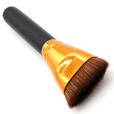 יחידה 1 מברשות איפור מקצועי מברשת ניילון / שיער סינטטי / אחרים ידידותי לסביבה / מקצועי / רך עץ