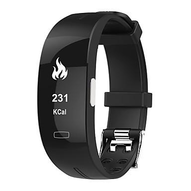 חכם צמיד רב פונקציה מד צעדים פעילות גשש לישון מעקב אחר תזכורת קבועה Bluetooth 4.0 מרחוק אלחוטית אחרים
