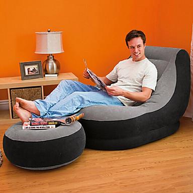 Intex Felfújható kanapé / Légfotel / Felfújható matracok Külső Gyors felfújható / Hordozható / Összecsukható Pehely PVC / Pihe Tengerpart