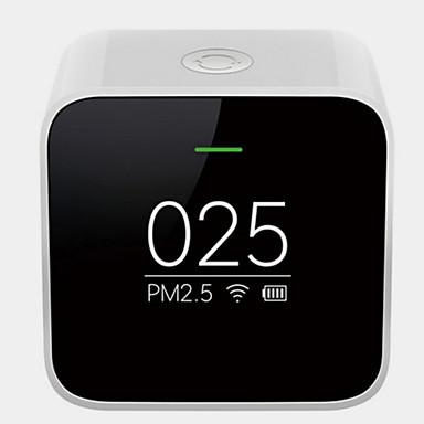 xiaomi איכות האוויר חכם לפקח pm2.5 גלאי שחור צבע - -