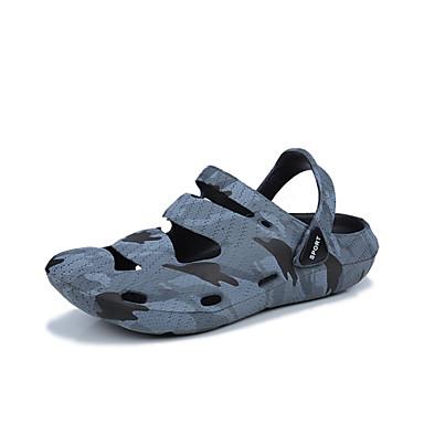 נעליים EVA קיץ נוחות כפכפים & כפכפים ל קזו'אל בָּחוּץ אפור