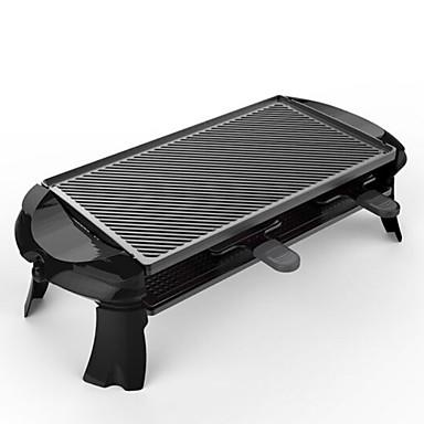 גריל ברביקיו חשמלי רב שימושי סגסוגת אלומיניום פחמן תרמי Cookers 220 V מכשיר מטבח