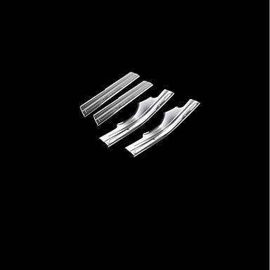 voordelige Auto-interieur accessoires-Autoproducten Interieur Scuff Platen DHZ auto-interieurs Voor BMW Alle jaren X4 X3