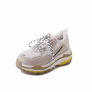 06533175 Compensée Blanc De Chaussures Bout Semelle Rouge Hauteur Heyexesh-152737-5939456 Driving A Roaring Trade