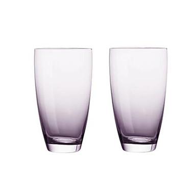 drinkware חומרים מרוכבים / זכוכית אורגנית זכוכית בידוד 2 pcs