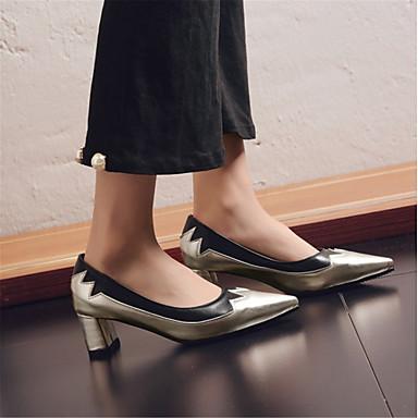 Femme Printemps Bottier Bout Talons Matières Basique Nouveauté pointu Escarpin Automne à Personnalisées Talon Chaussures 06501496 Chaussures rg1qwrH