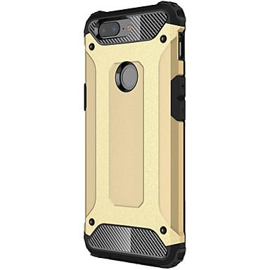 מגן עבור OnePlus שִׁריוֹן כיסוי אחורי שִׁריוֹן רך TPU ל OnePlus 5T