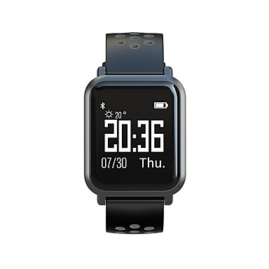 יחיד / מסך תצוגה LCD Atongm001 ל Android 4.4 / Android 4.2.2 / Android6.0 פאוצ'ים חסינים למים / כולל מארז / עיצוב אופנתי / דוחה מים / מצב שינה טיימר / שעון עצר / מעקב שינה / תזכורת בישיבה / Alarm