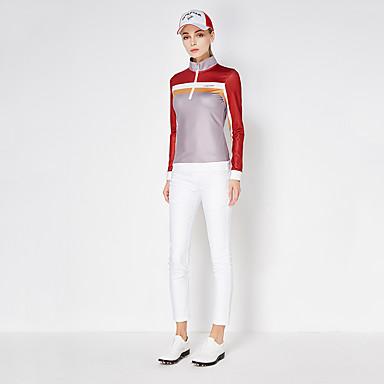בגדי ריקוד נשים גולף מכנסיים עמיד / ייבוש מהיר / נשימה גולף / פעילות חוץ ספורט וחוץ / חורף
