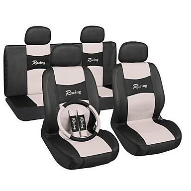 כיסויי למושבים לרכב כיסויים טֶקסטִיל עבור אוניברסלי
