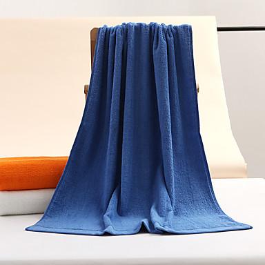 איכות מעולה מגבת רחצה, אחיד שילוב כותנה / פוליאסטר חדר אמבטיה