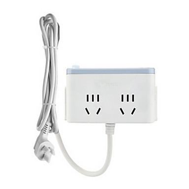 מטען לבית מטען USB אוניברסלי / USB חוטי כח / מרובה חיבורים 2חיבוריUSB 10 A ל iPhone 8 Plus / iPhone 8 / S8 Plus