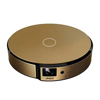 JmGO E8 DLP מקרן עסקי LED מקרן 750 lm תמיכה 1080P (1920x1080) 15-300 אִינְטשׁ מסך / WXGA (1280x800) / ±40°