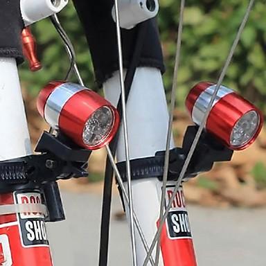 billige Utendørsbelysning-1pc Utendørs nattlys Hvit Knapp batteridrevet Verneutstyr / Nødsituasjon / Løp