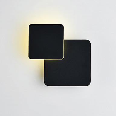 CONTRACTED LED Matowy / a DOPROWADZIŁO / Nowoczesny / współczesny Lampy ścienne Salon / Sypialnia / Gabinet / Pokój do nauki Metal Światło ścienne 110-120V / 220-240V 5 W / LED zintegrowany